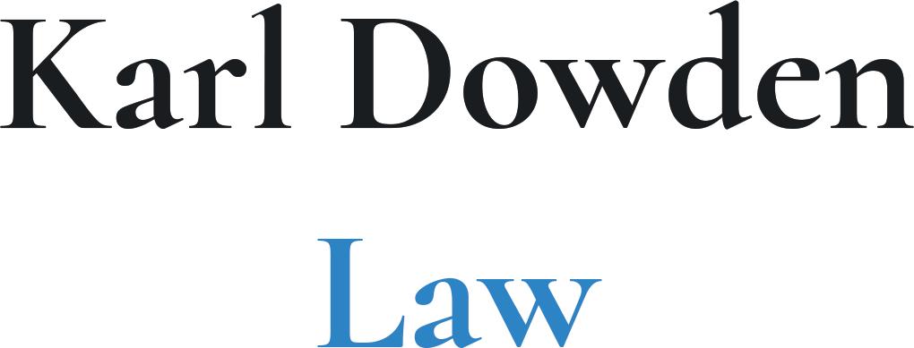 Karl Dowden Law